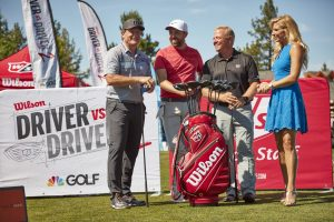 Jeremy Roenick driver vs driver 2 judge