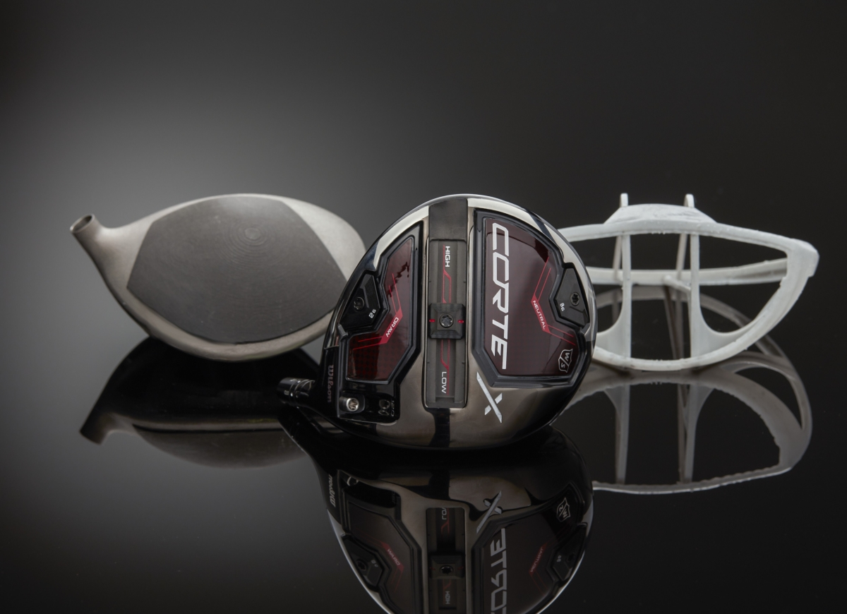Wilson Staff Cortex driver head