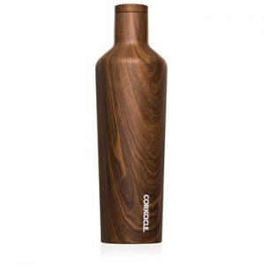 Corkcicle 25 oz Wood Collection golf stocking stuffers