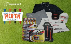 Dell Match Play Pick Em Contest Prizes