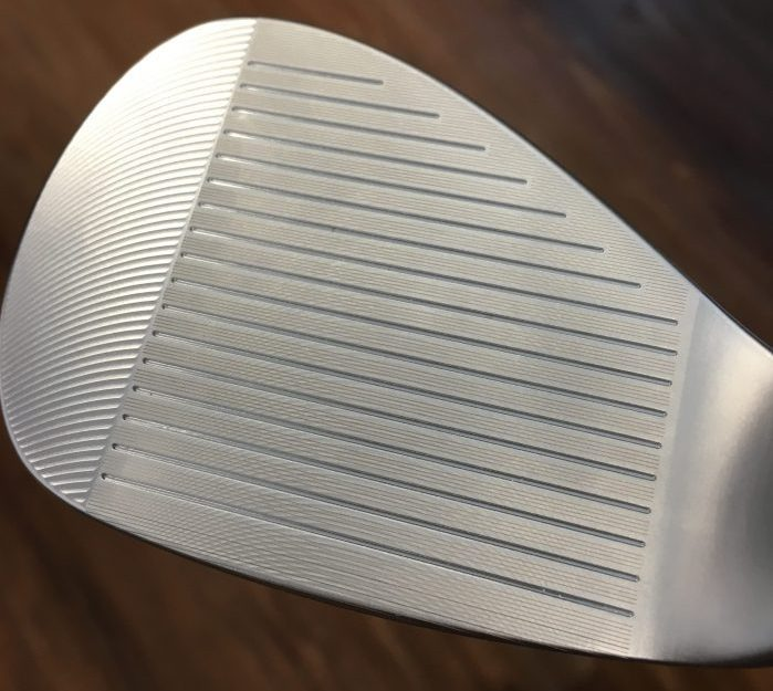 cleveland wedge grooves