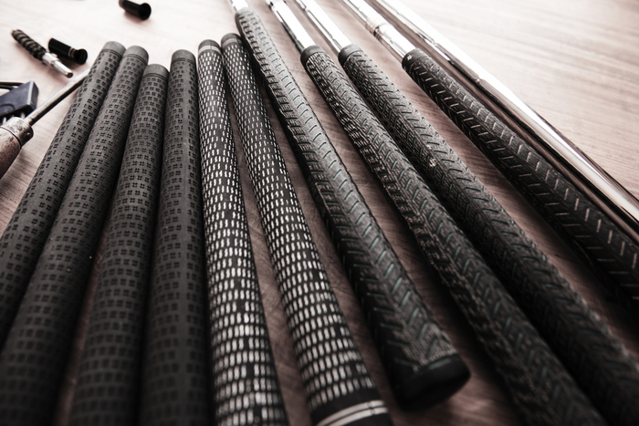 common golf terms golf grips