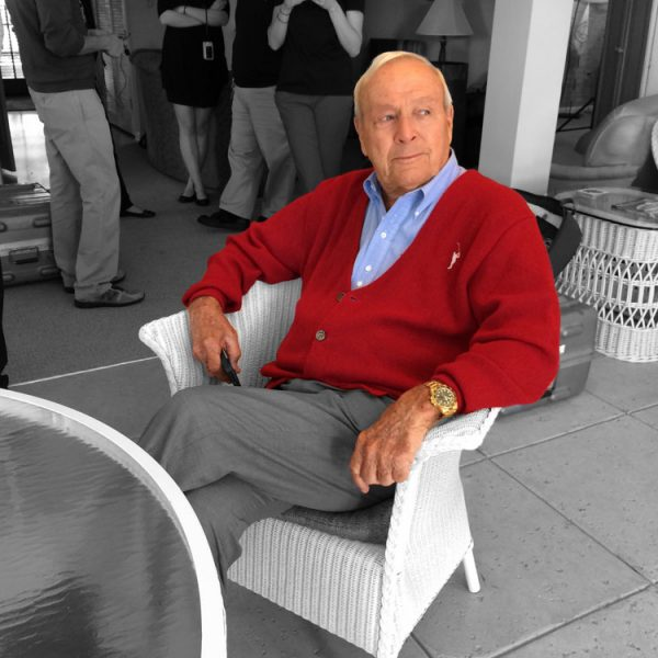 Arnold Palmer Callaway golf the king