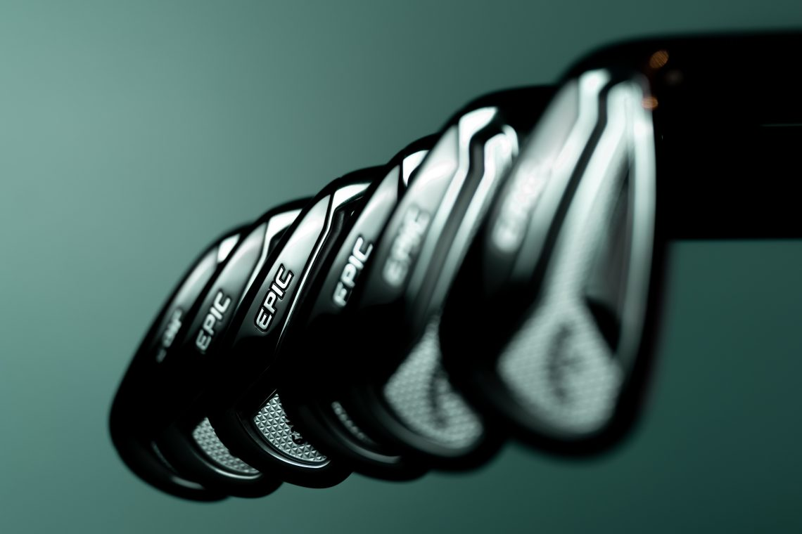 Callaway Epic Forged Irons: Premium Performing Irons
