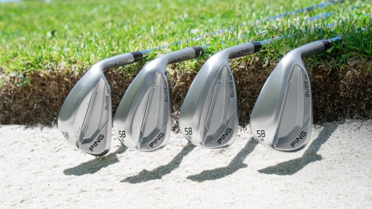 PING Glide 3.0 Wedges: Grip To Grind Redesign