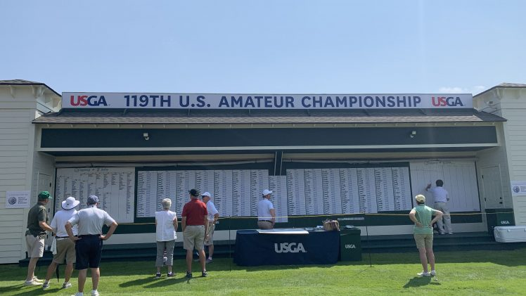US Amateur Championship: Highlights and Impressions of Round 2